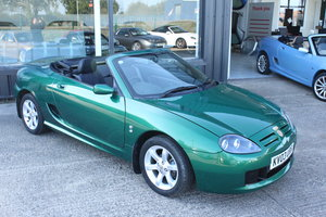 2003 MG TTF 135,FSH,39000 MLS,NEW HEADGASKET,BELT&PUMP