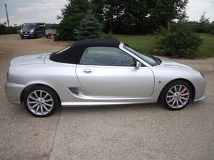 2004 MGTF 135 SUN STORM SPECIAL EDITION For Sale