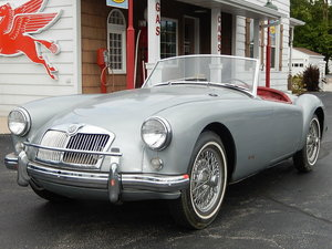 1957 MG A 1500 A Driver With Good Mechanics  -
