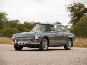 1969 MG C GT  For Sale by Auction