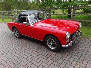 1973 Mg midget wanted maximum price £3000