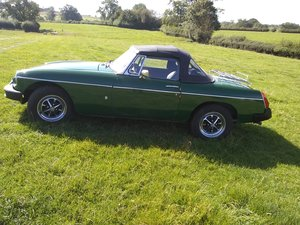 1981 MG Roadster For Sale