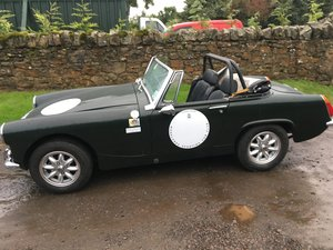 MG Midget 1275cc 1971 (J) Rust free, Nice wee car. For Sale