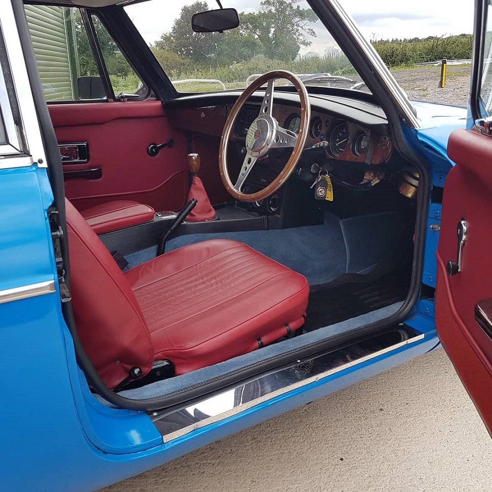 1979 MGB GT. Recent Restoration. 2 Ltr. 5 Speed. Stunning car SOLD (picture 5 of 6)