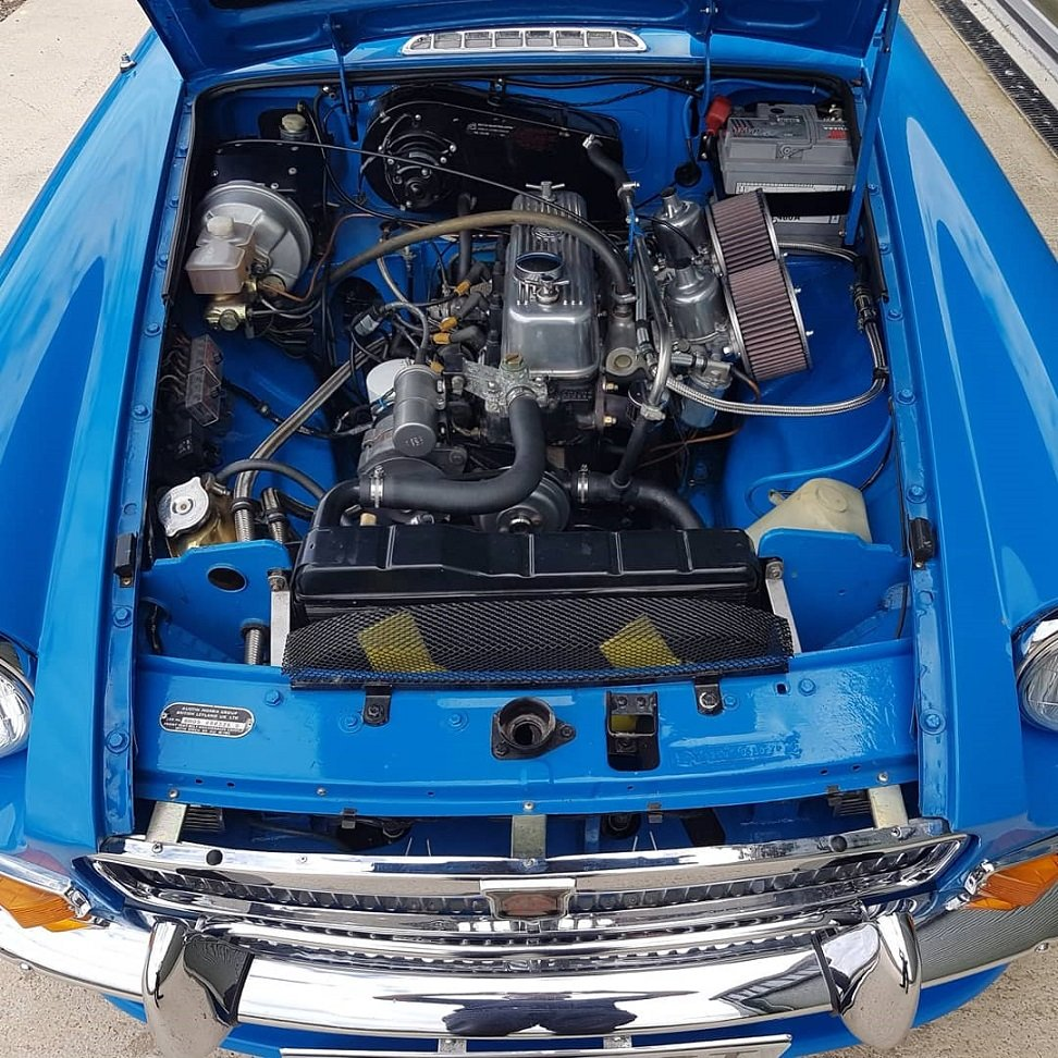 1979 MGB GT. Recent Restoration. 2 Ltr. 5 Speed. Stunning car SOLD (picture 6 of 6)