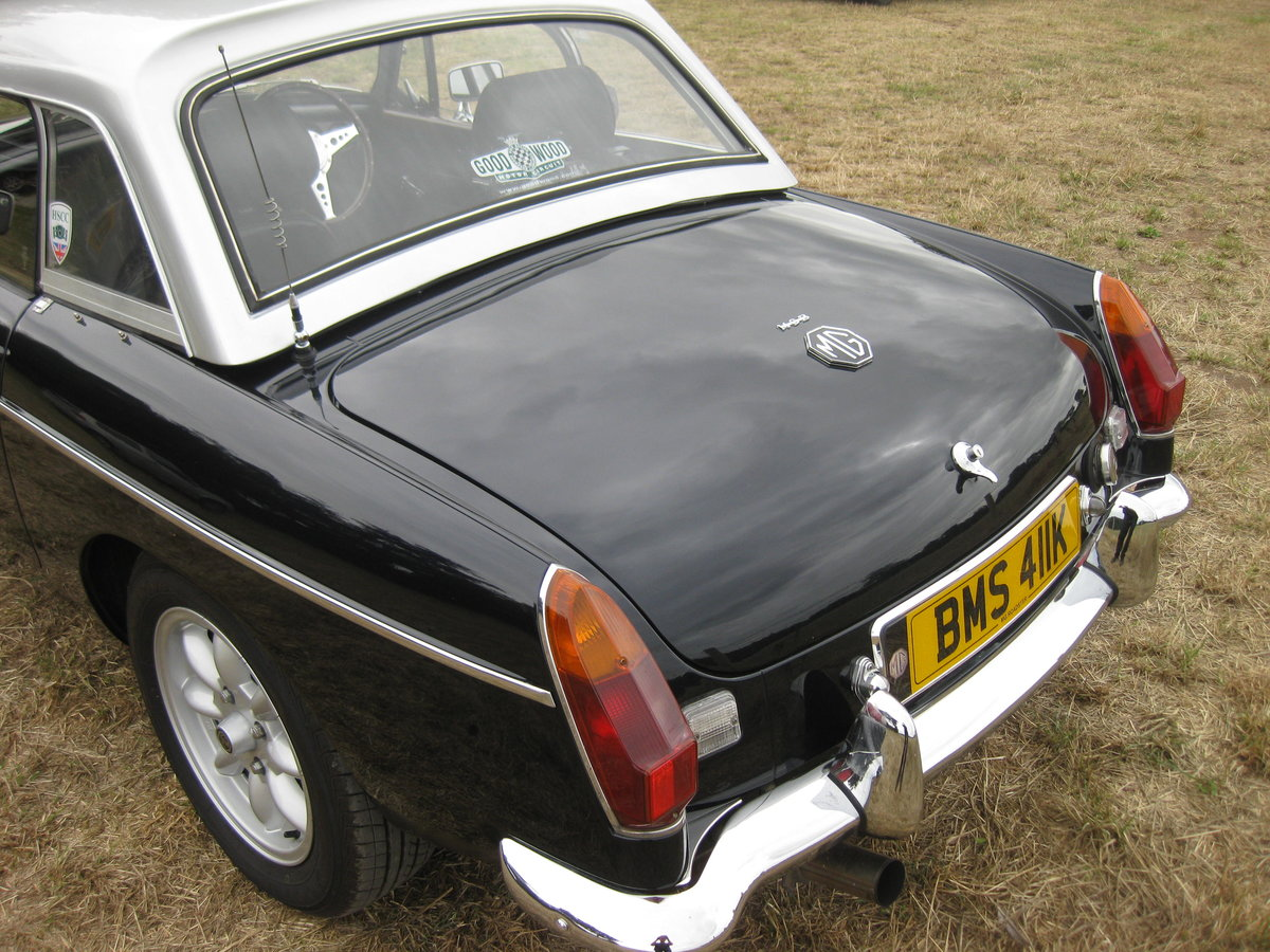 1972 MGB V8 Roadster For Sale (picture 4 of 6)