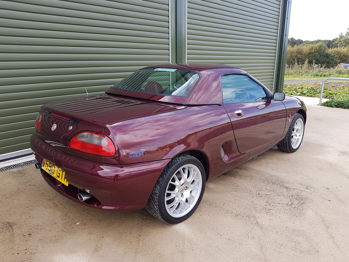1999 MGF 75 LE 1.8i Limited Edition SOLD (picture 2 of 6)