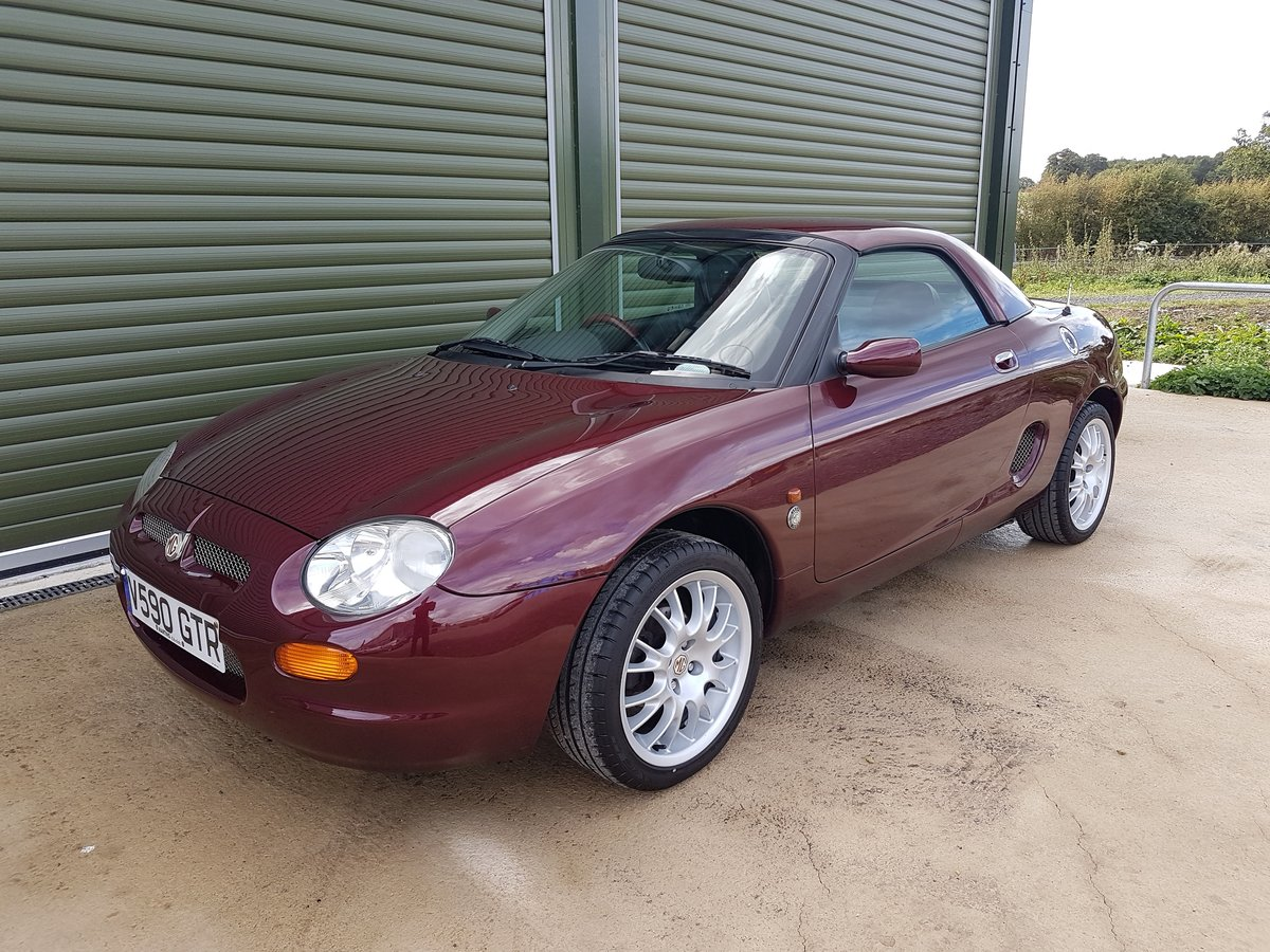 1999 MGF 75 LE 1.8i Limited Edition SOLD (picture 3 of 6)