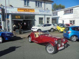 1999 Mg td newly rebuilt For Sale