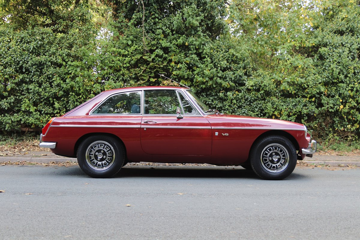 1973 MGB GT V8 - 1st Commissioned For Sale (picture 7 of 19)