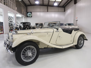 1955 MG TF Roadster For Sale