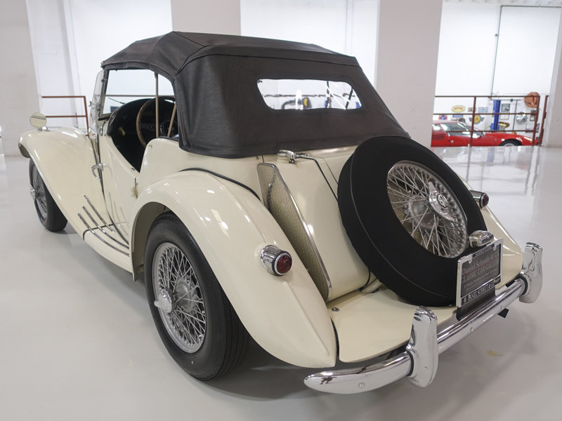 1955 MG TF Roadster For Sale (picture 2 of 6)