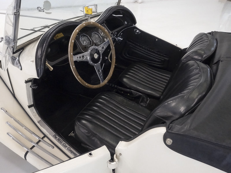 1955 MG TF Roadster For Sale (picture 3 of 6)