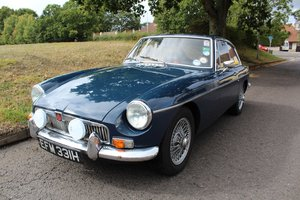MG B GT 1970 - To be auctioned 25-10-19 For Sale by Auction