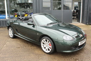 2009 MG TF LE, RARE COLOUR,1 OWNER,FSH,NEW BELT & PUMP For Sale