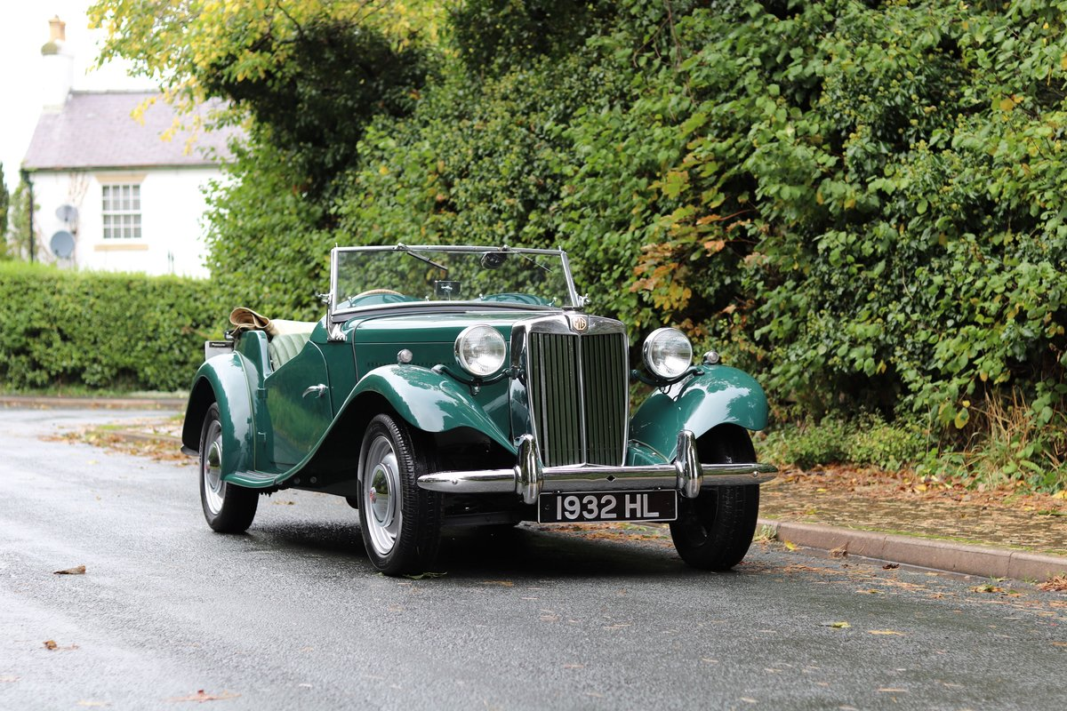 1950 MG TD For Sale (picture 1 of 19)