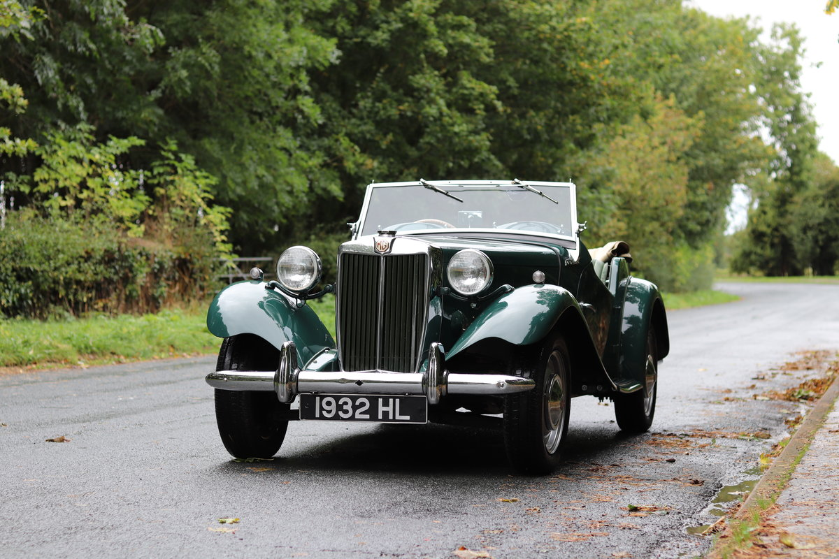 1950 MG TD For Sale (picture 3 of 19)