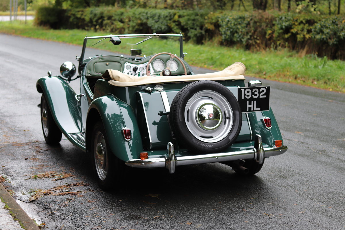 1950 MG TD For Sale (picture 4 of 19)