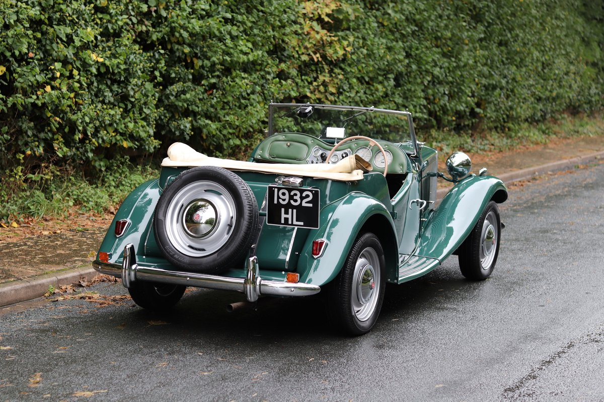1950 MG TD For Sale (picture 6 of 19)