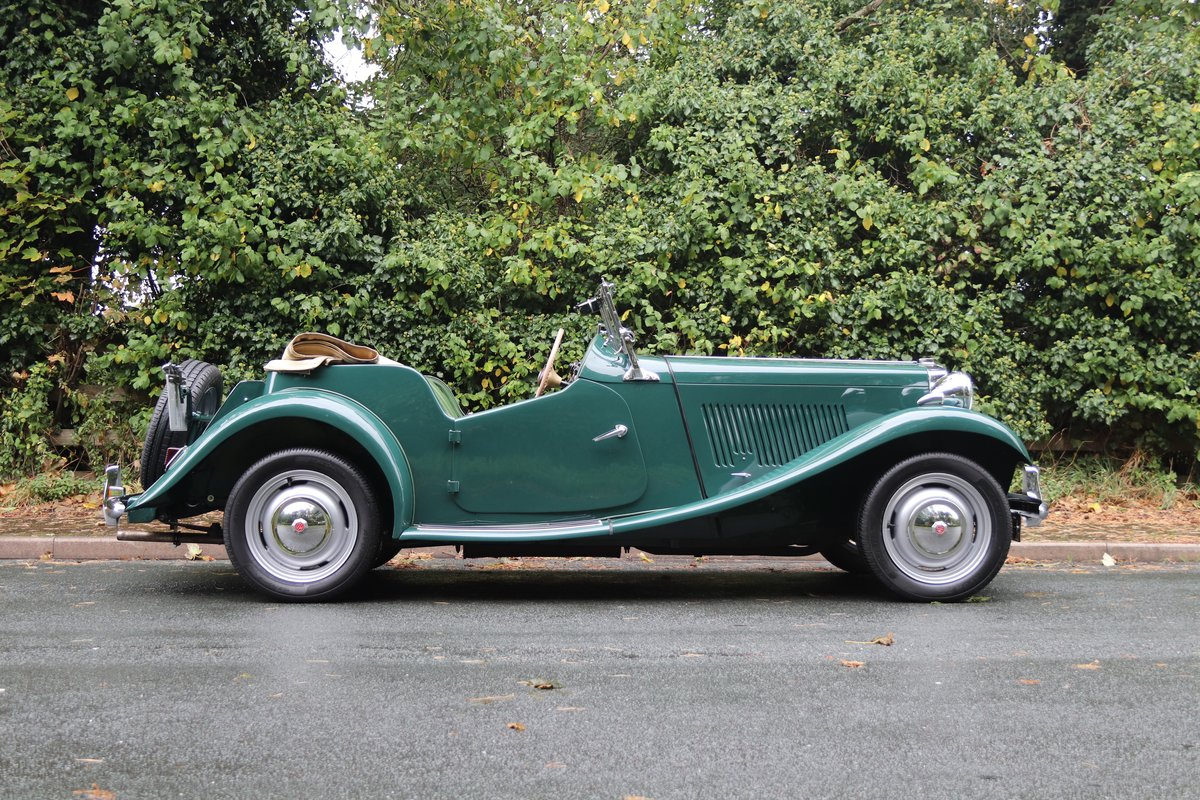 1950 MG TD For Sale (picture 7 of 19)