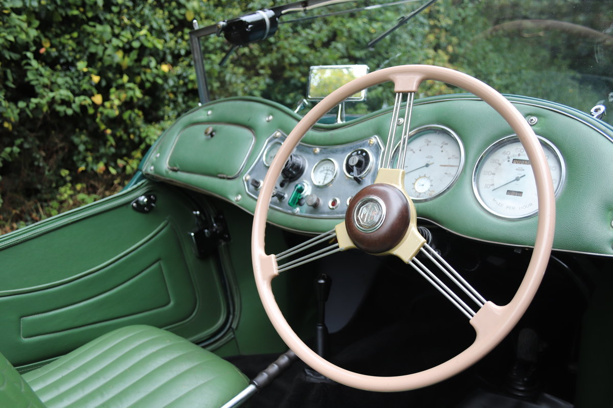 1950 MG TD For Sale (picture 8 of 19)