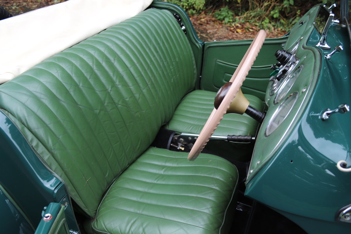 1950 MG TD For Sale (picture 10 of 19)