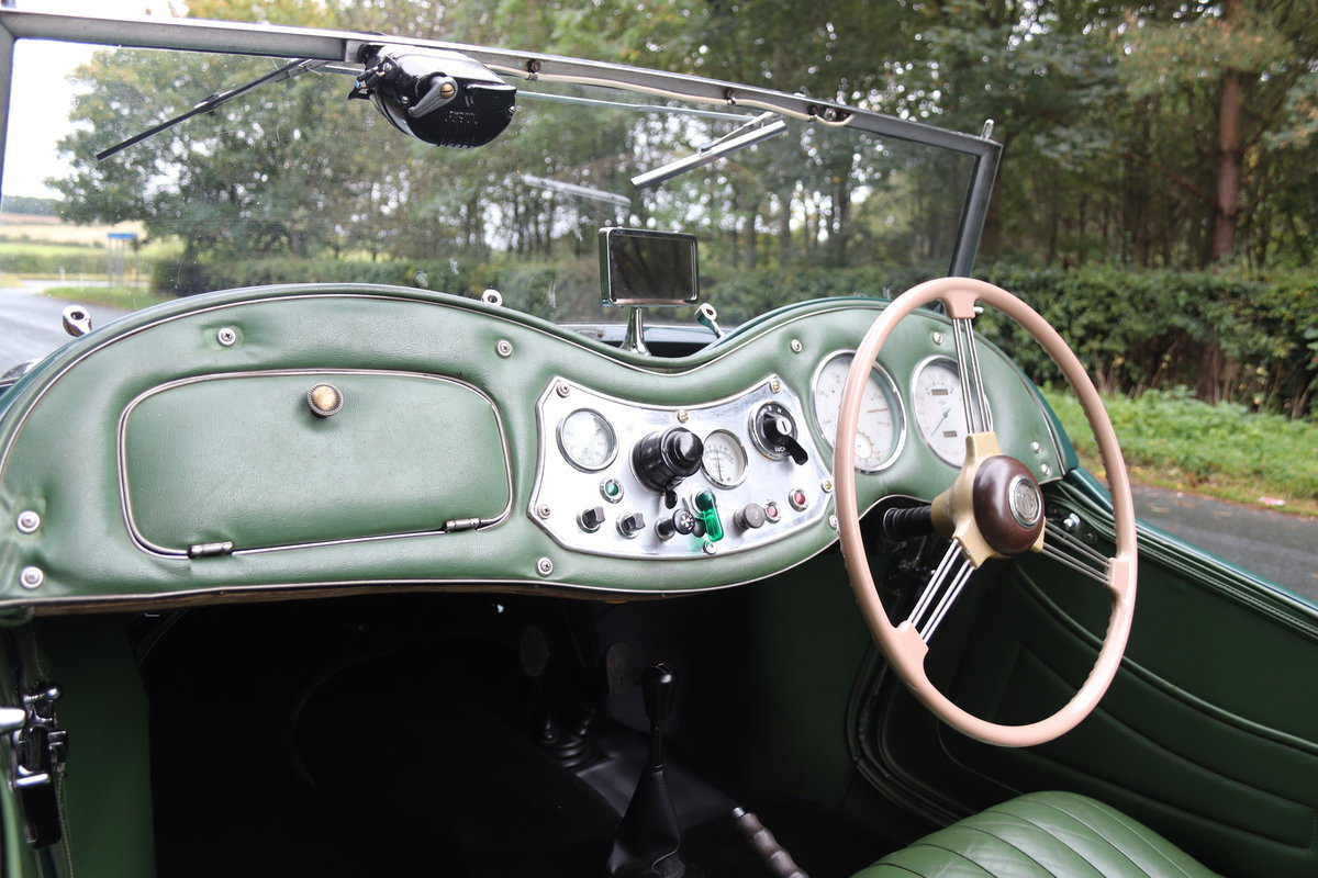 1950 MG TD For Sale (picture 11 of 19)