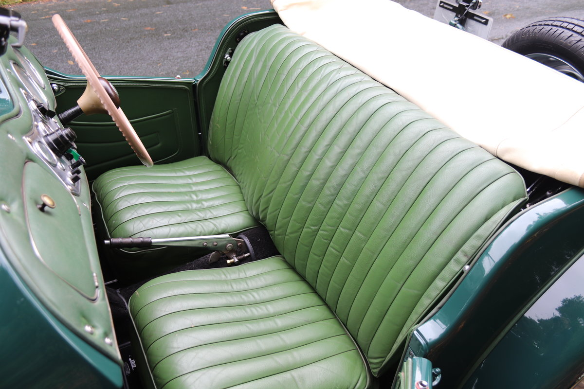 1950 MG TD For Sale (picture 13 of 19)
