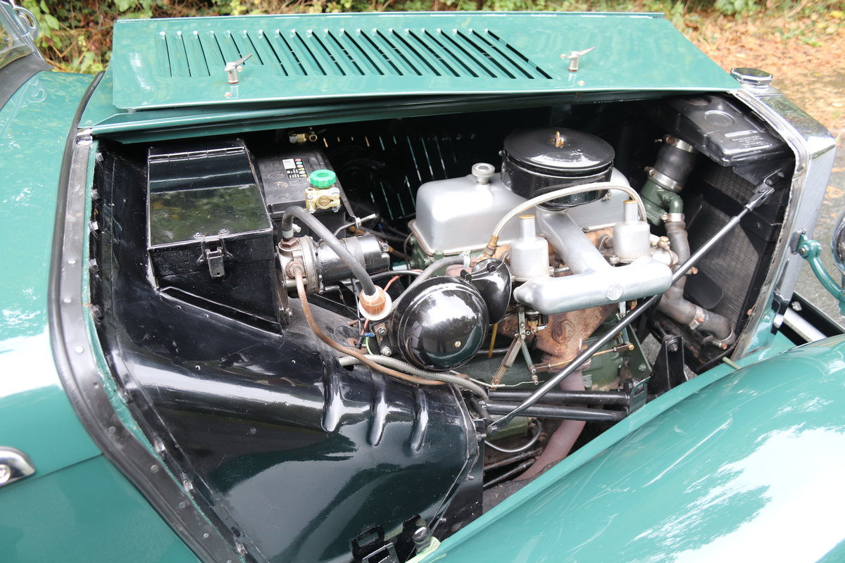 1950 MG TD For Sale (picture 17 of 19)