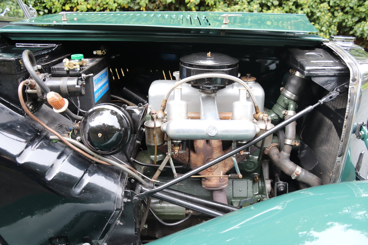 1950 MG TD For Sale (picture 18 of 19)