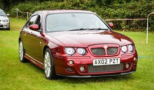2002 MG ZT 190+ For Sale