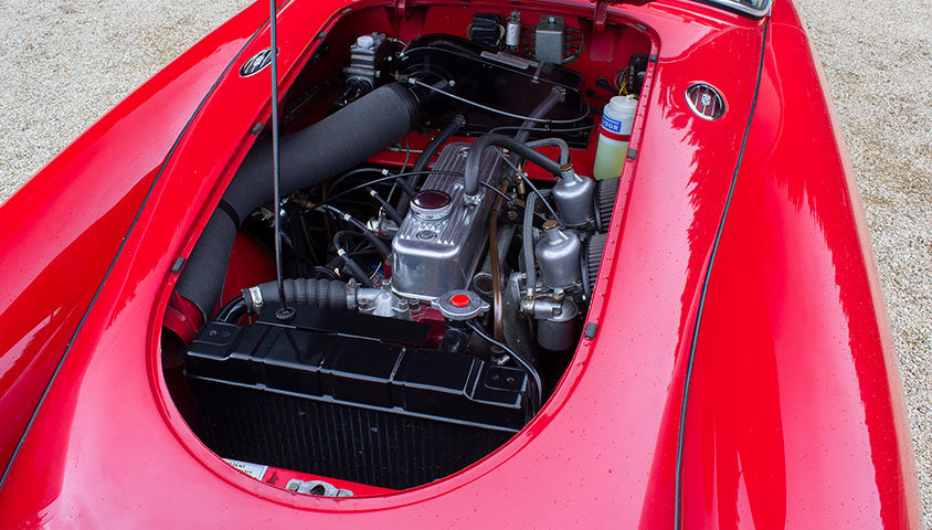 1959 MGA COUPE 1500 For Sale (picture 5 of 6)