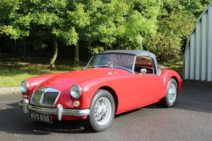 1961 MGA Roadster 1600 Mk2. For Sale