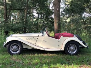 MG TF 1500, 1955  For Sale