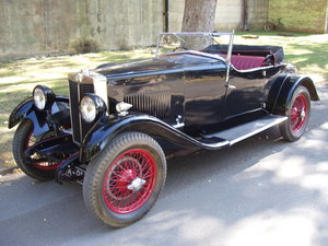 1929 MG 18/80 2-seat tourer and dickey seat For Sale