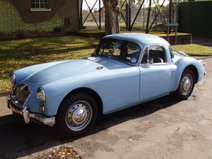 1960 MG A 1600 Coupe