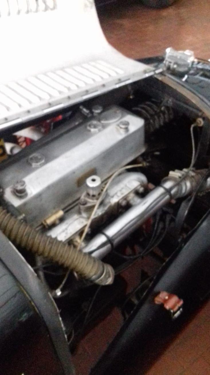 MG PA SINGLE SEATER 1934 FIA Fiche +Palmares -Volum. Compr. For Sale (picture 6 of 6)