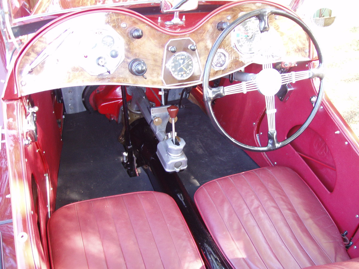 1934 MG PA Midget 2-seat sports For Sale (picture 4 of 6)