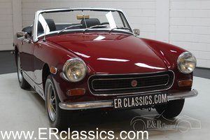 MG Midget MKIII Roadster 1974 Round Wheel Arch For Sale