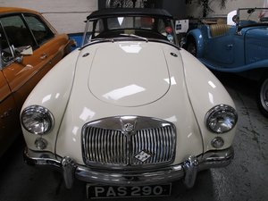 1957 MG A - Good Condition For Sale