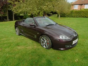 2009 MG TF 85th Anniversary Edition  SOLD