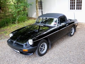 1977 MGB Roadster Older £10k Restoration  For Sale
