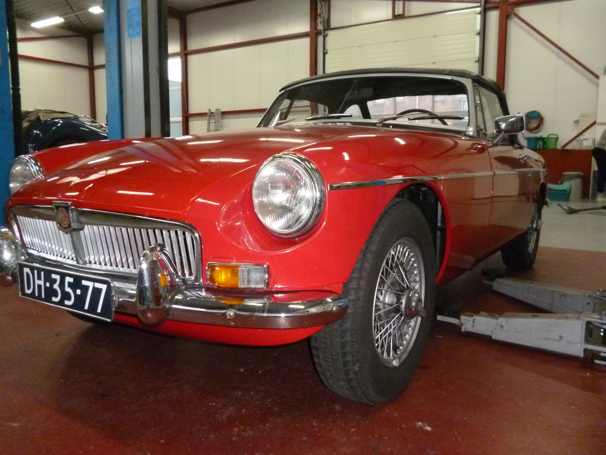 1968 MGB For Sale | Car And Classic
