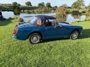 1972 MG Midget 1275