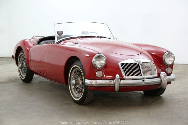 1960 MG A 1600 For Sale (picture 1 of 6)