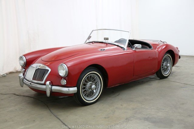1960 MG A 1600 For Sale (picture 3 of 6)