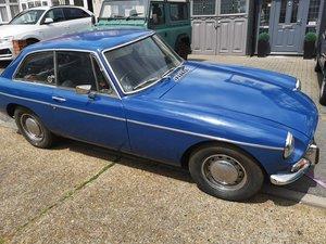 MGBGT 1966  For Sale
