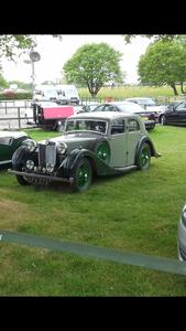 1939 MG Va a very original example of quite a rare MG