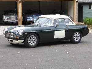 1964 MGB Roadster For Sale