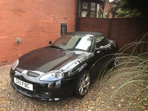 2011 MGTF 135 LE one of last 100 made For Sale